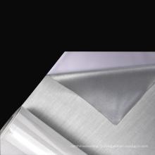 Chine Tissu réfléchissant de tissu d'usine de Dongguan / tissu réfléchissant de Sun de haute lumière
