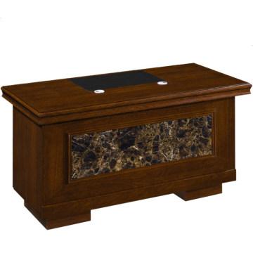 Горячий продавать высокое качество офисной мебели МДФ стол экзекьютива офиса древесины