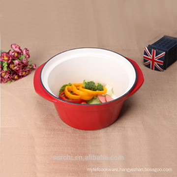 cast iron cauldrons pots deep stew pot