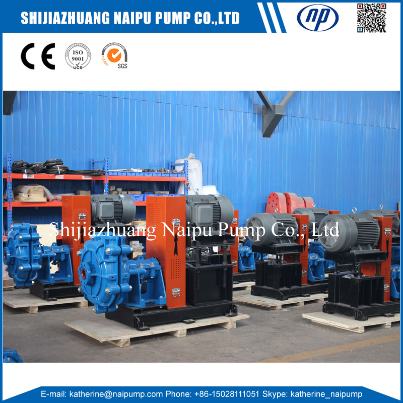 Hh Slurry Pumps