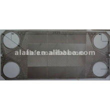 MX25M plate and gasket , refrigerator evaporator plate