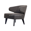 Moderner Stoff Hotel Lounge Chair Reproduktion
