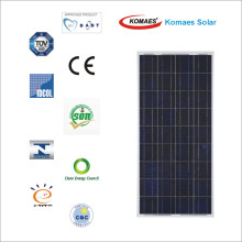 Painel solar policristalino do módulo solar / picovolt 100watt com Inmetro