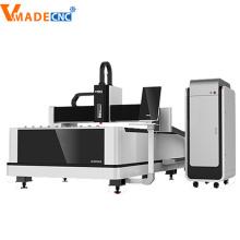 Máquina de corte do laser do carbono do ferro da folha
