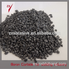Material abrasivo al por mayor popular carburo de boro b4c
