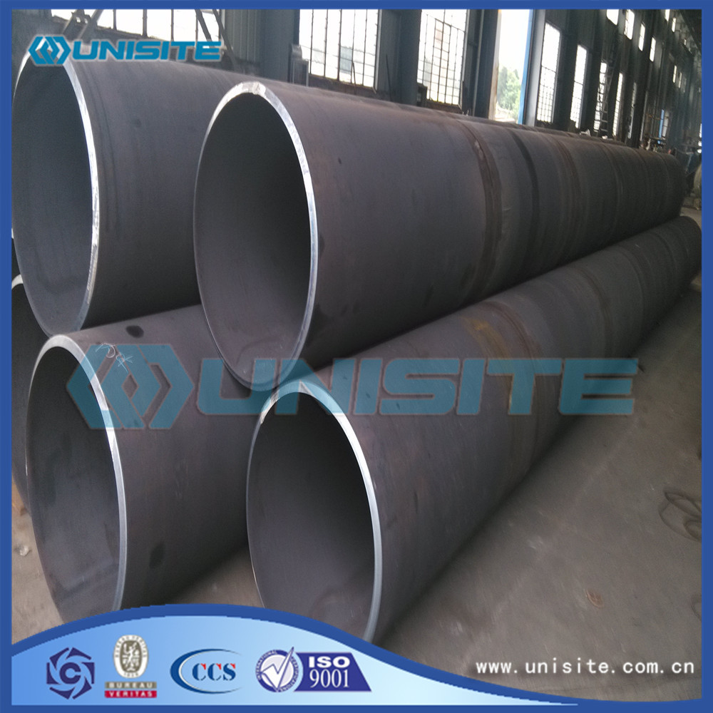 Small Longitudinal Saw Steel Pipes