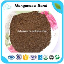 Precio de filtro superior / precio de ferro manganeso
