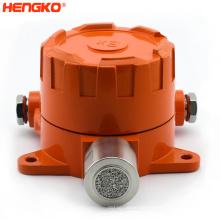 HENGKO Fixed Wallmounted Type LPG Ch4 Methane Industrial Gas Detector Alarm Catalytic Combustion Principles 0-100%LEL GASH-A08