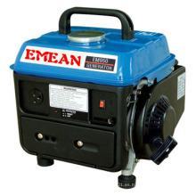 Generando un pequeño generador de gasolina portátil con arranque de llave