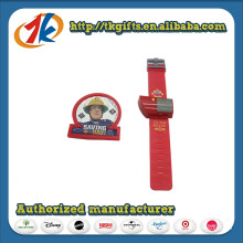 China Supplier Flying Disc Shooting Launcher Watch Toy