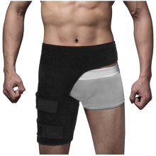 Support de cuisse manchon de compression