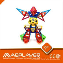 Fomous Recyclable Magnetix Toys / Wisdom Blocs magnétiques Enfants