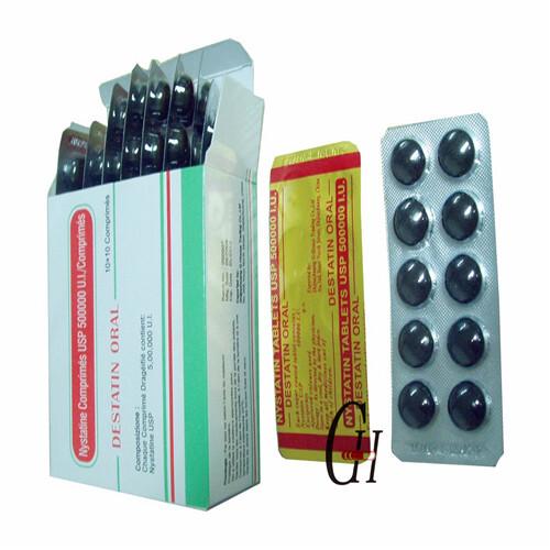 Nystatin Tablet USP