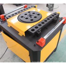 Herramientas dobladoras de barra dobladora de barra dobladora de barra de acero eléctrica