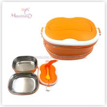 Boîte à lunch isolée d'acier inoxydable de récipient de réchauffeur de nourriture de nourriture (1800ml)