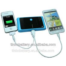 Portátil de energía móvil Banco 1000mah