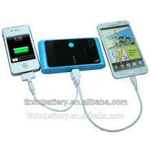 Portable mobile power bank 1000mah