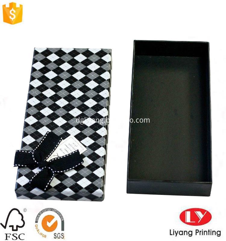 necktie packaging box