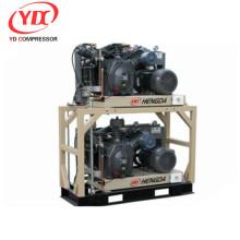 70CFM 870PSI Hengda high pressure sanden 510 compressor