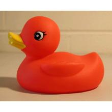 Игрушка для мягких резиновых уток OEM для детей