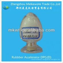 DPG(D) rubber accelerators
