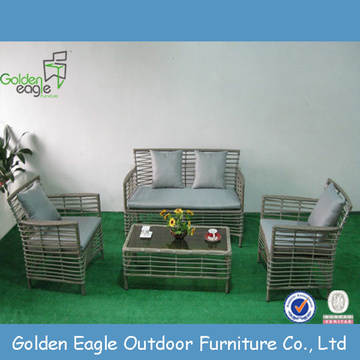 All Weather Rattan Patio Furniture Leisure Sofa