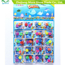 Colorful Crystal Soil with Small Growing Flower Water Growing Toys