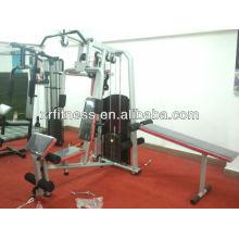 2013 venda quente três pessoas funcional máquina / equipamentos de ginástica comercial / equipamentos de fitness