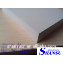 12mm thick celuka pvc foam board, solid and glossy pvc celuka board