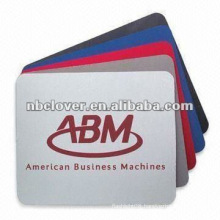 computer mouse pad material for promotion