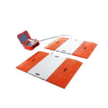 100t Static Axle Weight Scale