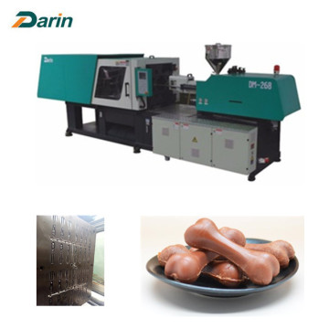 Darin Pet traite la machine de moulage