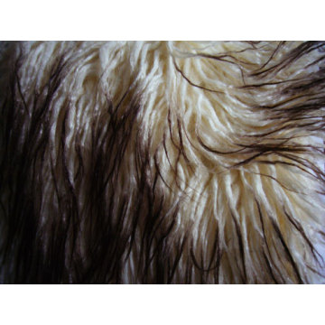 Fashion Top Knitting Fabric Faux Fur