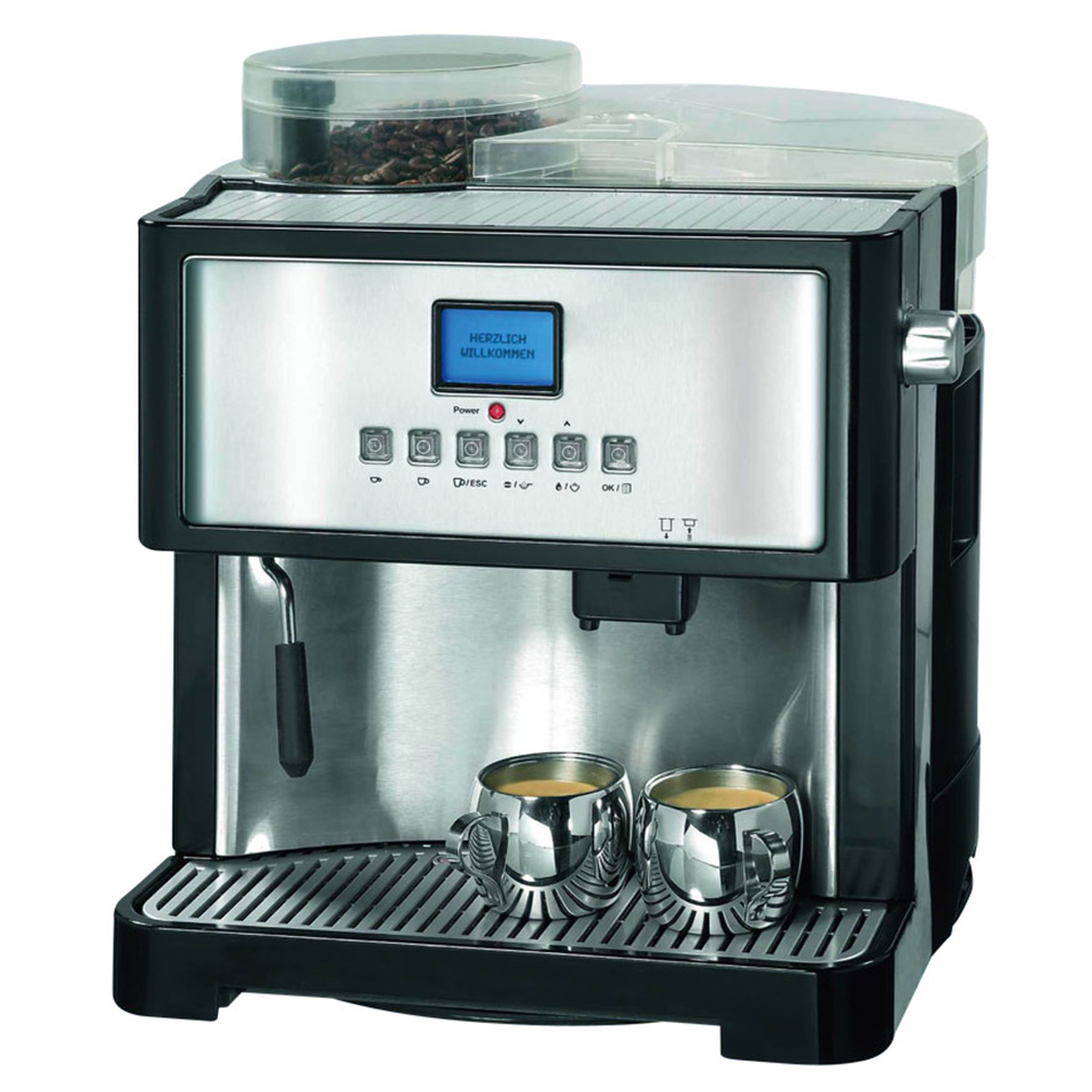 new 2 in 1 coffee machine