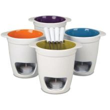 Set de fondue de cerámica