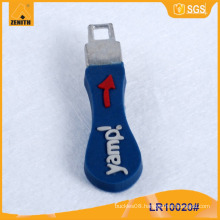 Custom Rubber Zip Puller LR10020
