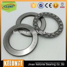 Axial loading Thrust ball bearings 51104