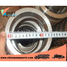 Factory concrete pump flange with standard sizes