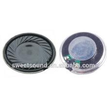 Micro falante para alto-falantes fornecedor de micro falantes de 28mm