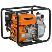 Une la bomba de agua Power Diesel con motor diesel