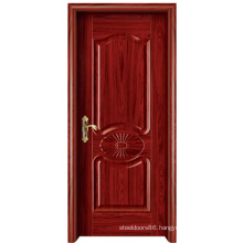 PU+HDF Molded Door (pH-Q042)