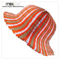 Summer Foldable Paper Hat Party Hat for Party