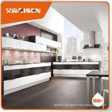 Competitive price factory directly Hangzhou wooden kitchen cabinet