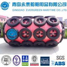 Diseño insumergible de guardabarros de espuma de poliuretano para embarcaciones