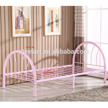 Factory sale Indian king size maharaj metal bed
