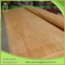 Folheado de cedro de lápis de segundo grau para face de madeira compensada ou costas