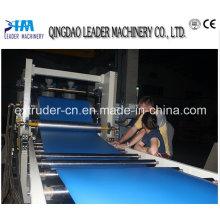 Máquina de produção de folha de artigos de papelaria de espuma de PP