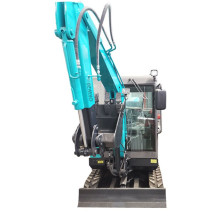 آلة حفارات زحافة Micro Mini Import Small 2.5 Ton Excavator Price in India