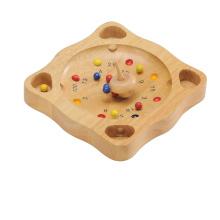 Wooden Board Game Chess Board (CB2322)