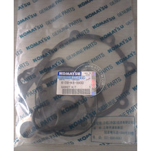 6159-K6-9900 kit de junta de bomba de agua repuestos genuinos de komatsu